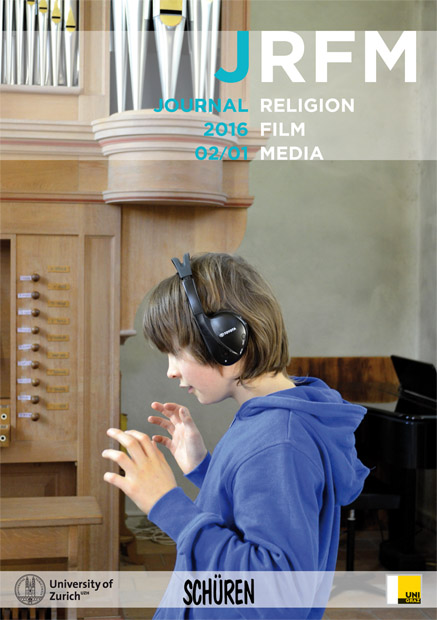 "Cover JRFM#2/1, ""I Sing the body electric"". Body, Voice, Technology and Religion"